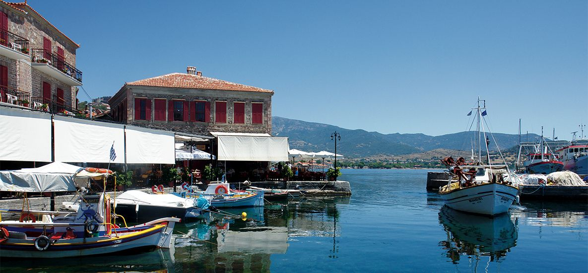Molyvos Lesvos - Proudly beautiful...